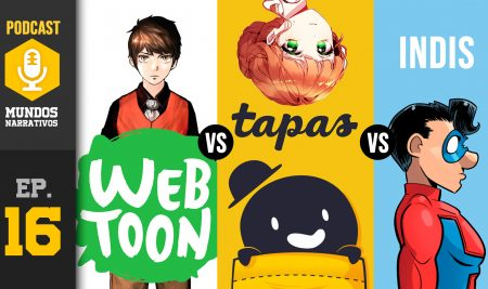 MN 16 – Webtoons vs Tapas vs independientes